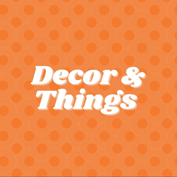 Shop decor and things!